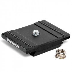 Manfrotto 200PL PRO Plate RC2 y Arca-swiss compatible