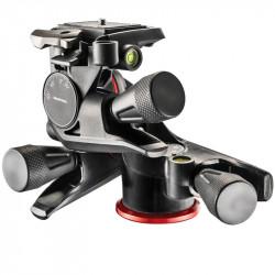 Manfrotto MHXPRO-3WG Cabezal Fotografía 3 Way con engranajes cap.4kg