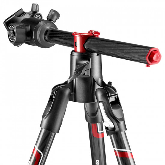 Manfrotto Trípode Befree GT XPRO Carbono hasta 10Kg