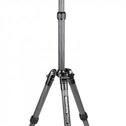 Manfrotto Element Traveller Trípode de Fibra de Carbono 1050 gramos de peso