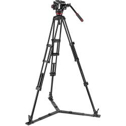 Manfrotto MVK504XTWINGA Kit de Cabezal 504X con trípode de estrella
