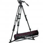 Manfrotto Nitrotech N8 Cabezal de Video con tripode de 546GBK hasta 8Kg / 1.70mts de altura