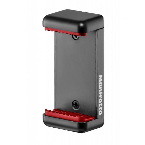 Manfrotto Mini trípode Pixi Smart con pinza universal para Smartphones