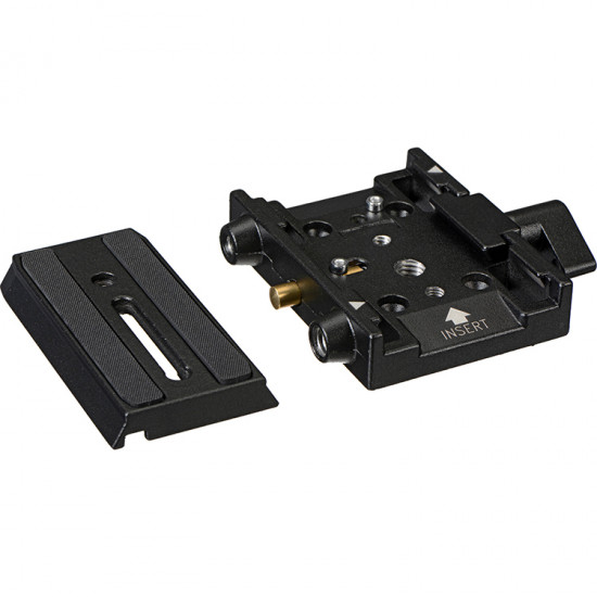 Manfrotto 577 Receptor de galleta / plate  Quick Release
