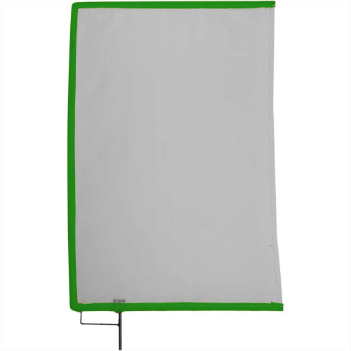 "Matthews Bandera Single Black Open End Scrim 60cm x 90cm (24""x36"")"