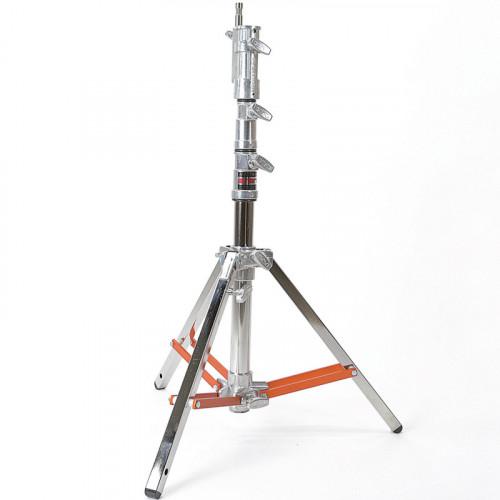 Matthews Trípode Hollywood Low Boy Combo 1,95m Cap carga 33Kg de Aluminio
