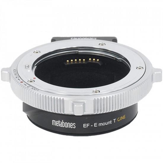 Metabones EF-E-BT6 Adaptador de Lentes EF Full Frame a Sony E-Mount T Cine Smart