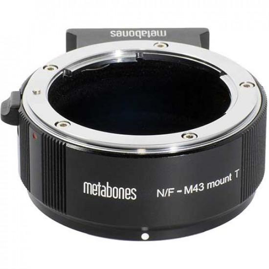 Metabones NF-m43-BT2 Adaptador de Lentes Nikon F a Micro 4/3