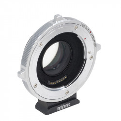 Metabones SPEF-m43-BT5 Adaptador de Lentes EF a Micro 4/3 Speed Booster Ultra 0,71x