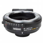 Metabones Nikon G a Pocket 4K Adaptador de Lentes Speed Booster ULTRA 0,71x