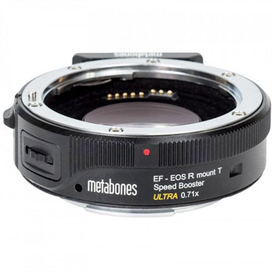 Metabones EF-RF  Adaptador de Lentes EF a RF Speed Booster Ultra 0.71x