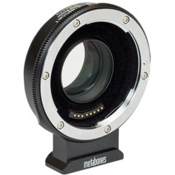 Metabones T Speed ​​Booster ULTRA 0.71x Pocket 4K Adaptador EF a Micro 4/3