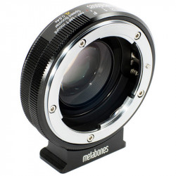 Metabones Adaptador de Lentes Nikon G  a Micro 4/3 Speed Booster XL 0.64x