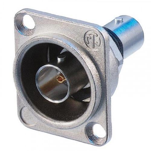 Neutrik NBB75DFI Conector para empotrar BNC 75 Ohm