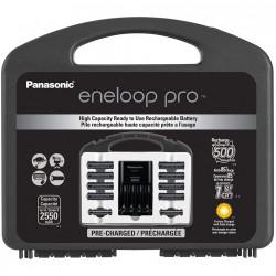 Panasonic Eneloop Pro Power Pack  8xAA o 2xAAA