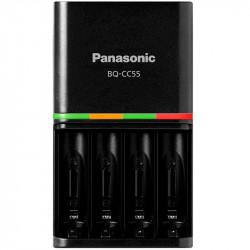Panasonic Eneloop Cargador Rapido AA o AAA