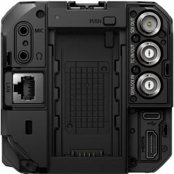 Panasonic BGH1 Cinema 4K Montura MFT (cuerpo)