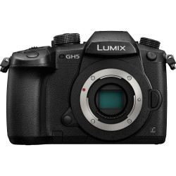 Panasonic Lumix GH5 Micro 4/3 Cinema 4K Body