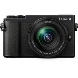 Panasonic Lumix DC-GX9 con lente 12-60MM