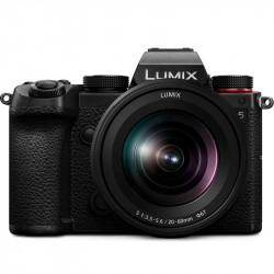Panasonic DC-S5 Lumix S5 Full Frame con lente 20-60mm