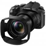 Panasonic Lumix DMC-FZ2500 4K con lente F2.8-4.5 de 24-480mm