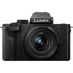 Panasonic Lumix DC-G100 Micro 4/3 con lente 12-32mm y agarre