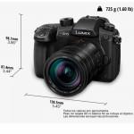 Panasonic Lumix GH5 Micro 4/3 Cinema 4K con lente Lumix 12-60mm f/2.8-4