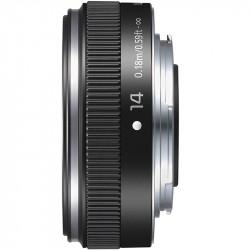 Panasonic Lumix Lente H014 G II 14mm / F2.5 ASPH
