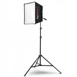 Photoflex StarLite Small Kit Foco de luz contínua 500watts