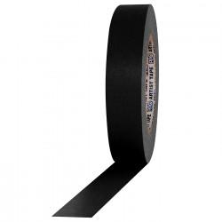 Protapes Artist Tape 1 pulgada de papel Black