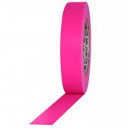 Protapes Artist Tape 1 pulgada de papel Fluor Pink
