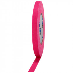 "Protapes PG12PINK PRO SPIKE Cinta Matte Original especial para cámara 0.5"" (1,2cm) PINK"