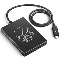 Red Lector tarjetas CFast 2.0 USB-C