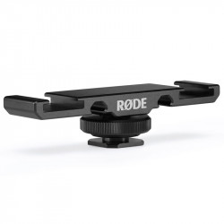 Rode DCS-1 Soporte Doble zapata