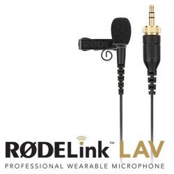 Rode Lavalier para RodeLink Filmmaker Kit