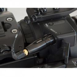 Rode VXLR+ Adaptador 3.5mm mini jack a 3 pin XLR con power converter