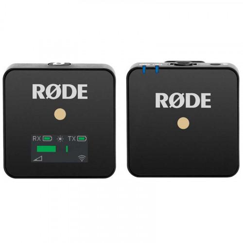 Rode Wireless GO  Sistema de micrófono inalámbrico