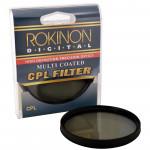 Rokinon Filtro 52mm Polarizador Circular Polarizer
