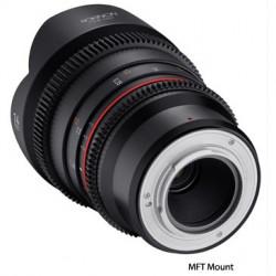 Rokinon DSX14-MFT  Lente DSX 14mm T3.1 para Micro 4/3