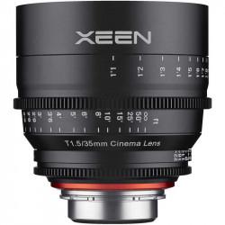 Rokinon Xeen 35mm PL Lente T1.5 para PL