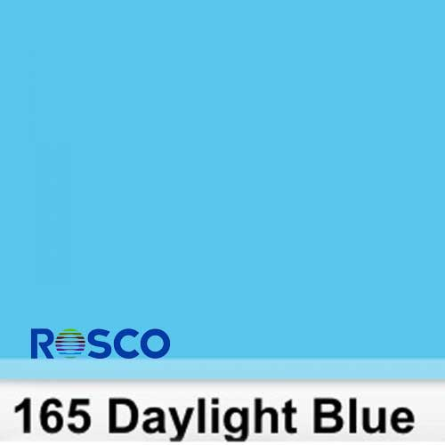 Rosco 165S Pliego Daylight Blue 50 cm x 60 cm