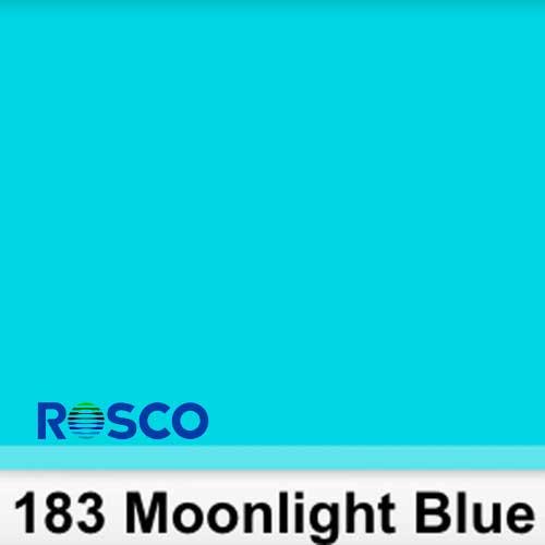 Rosco 183S Pliego Moonlight Blue 50cm x 60 cm