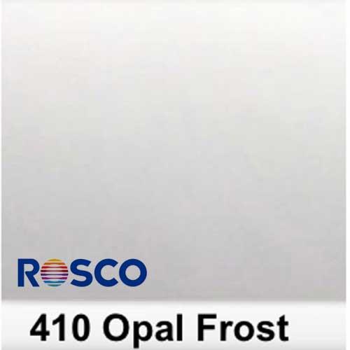 Rosco 410R  Rollo Opal Frost 1,22 x 7,62 mts