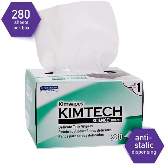 Kimberly-Clark Kimtech Science Kimwipes 280 hojas