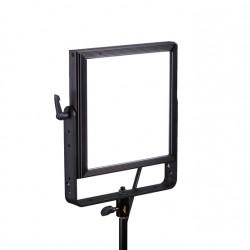 Rosco Kit de iluminación Vector LitePad Luz de día para locación de 3 luces con trípodes y maleta