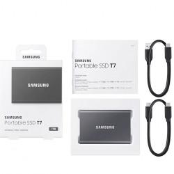 Samsung T7 SSD 1TB Portable USB 3.2 Gen 2