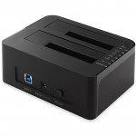 "Docking Dual Station para HDD/SSD de 3.5"" o 2.5""   USB 3.0"