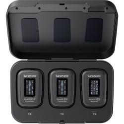 Saramonic Blink 500 Pro B2 Kit 2 Micrófonos Lavalier inalámbricos
