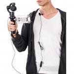 Saramonic LavMicro Micrófono lavalier para DSRL, Mirrorless, videocámaras, Smartphones y Tablets