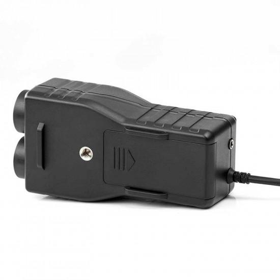 Saramonic SmartRig+DI Interface de audio 2 XLR para Lighting